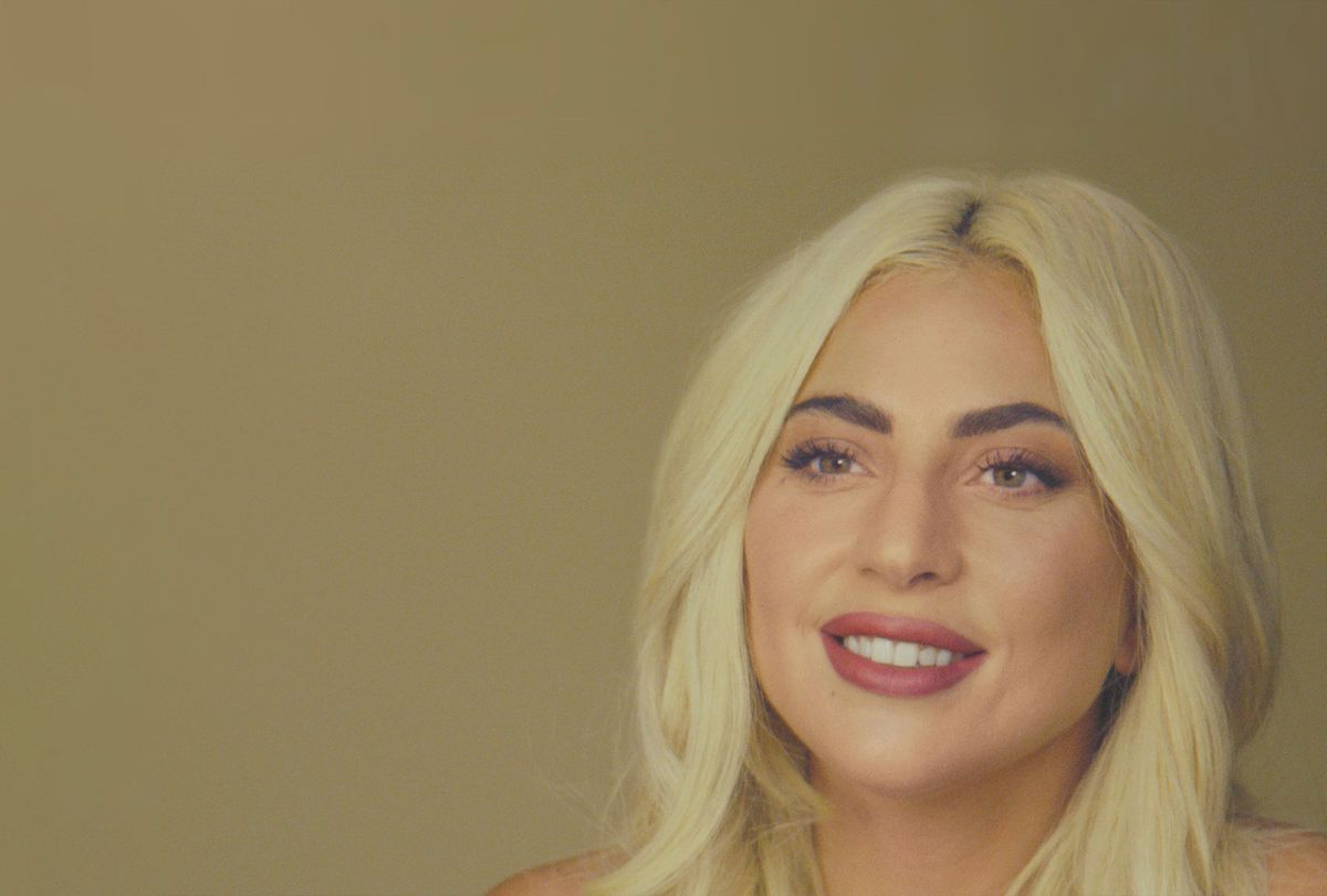 """Lady Gaga in """"The Me You Can't See""""  (Apple TV+)"""
