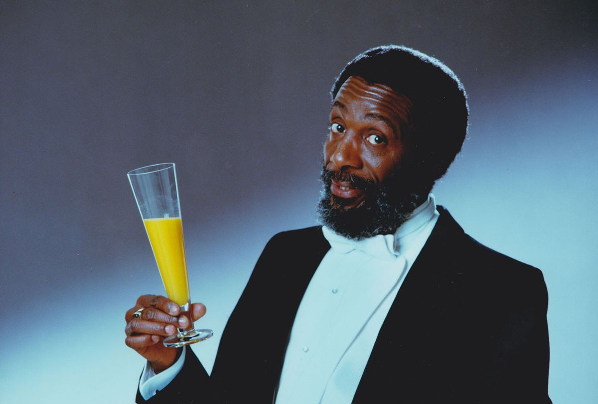 """Dick Gregory in """"The One and Only Dick Gregory"""" (John Bellamy/Courtesy of SHOWTIME)"""
