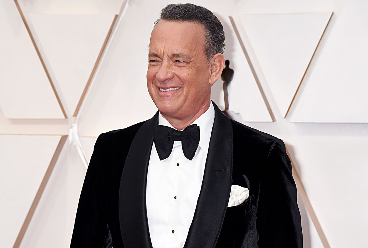 Tom Hanks attends the 92nd Annual Academy Awards at Hollywood and Highland on February 09, 2020 in Hollywood, California. (Jeff Kravitz/FilmMagic)