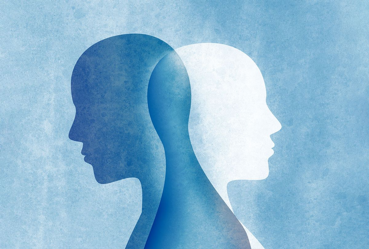 Two minds concept (iStock/Getty Images)