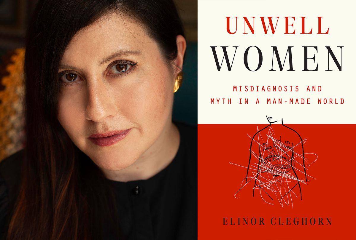 Unwell Woman by Elinor Cleghorn (Photo illustration by Salon/Lara Downie/Dutton)