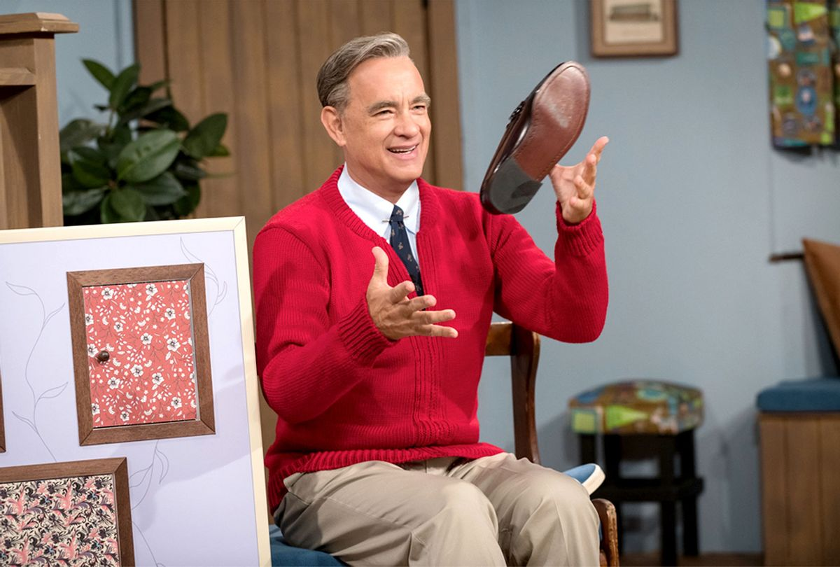 """Tom Hanks in """"A Beautiful Day in the Neighborhood"""" (Sony Pictures)"""