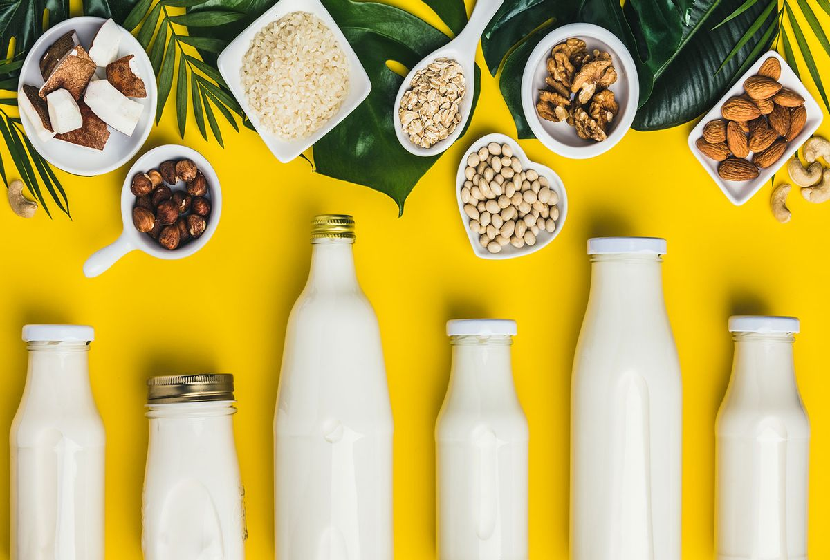 alternative milks 0714211.