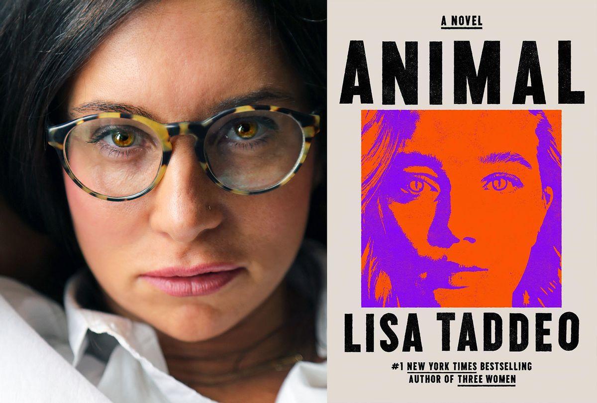 Animal by Lisa Taddeo (Photo illustration by Salon/Simon & Schuster/J. Waite)