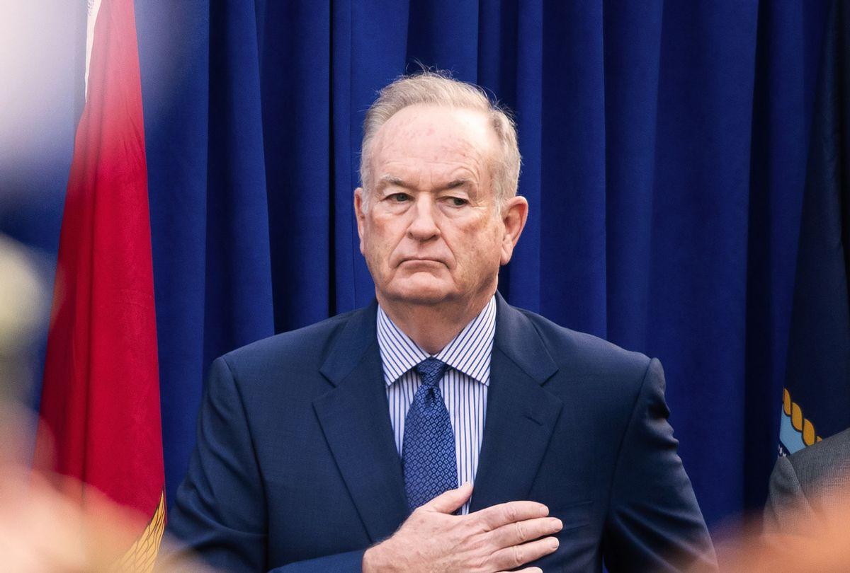 Bill O'Reilly (Noam Galai/WireImage)