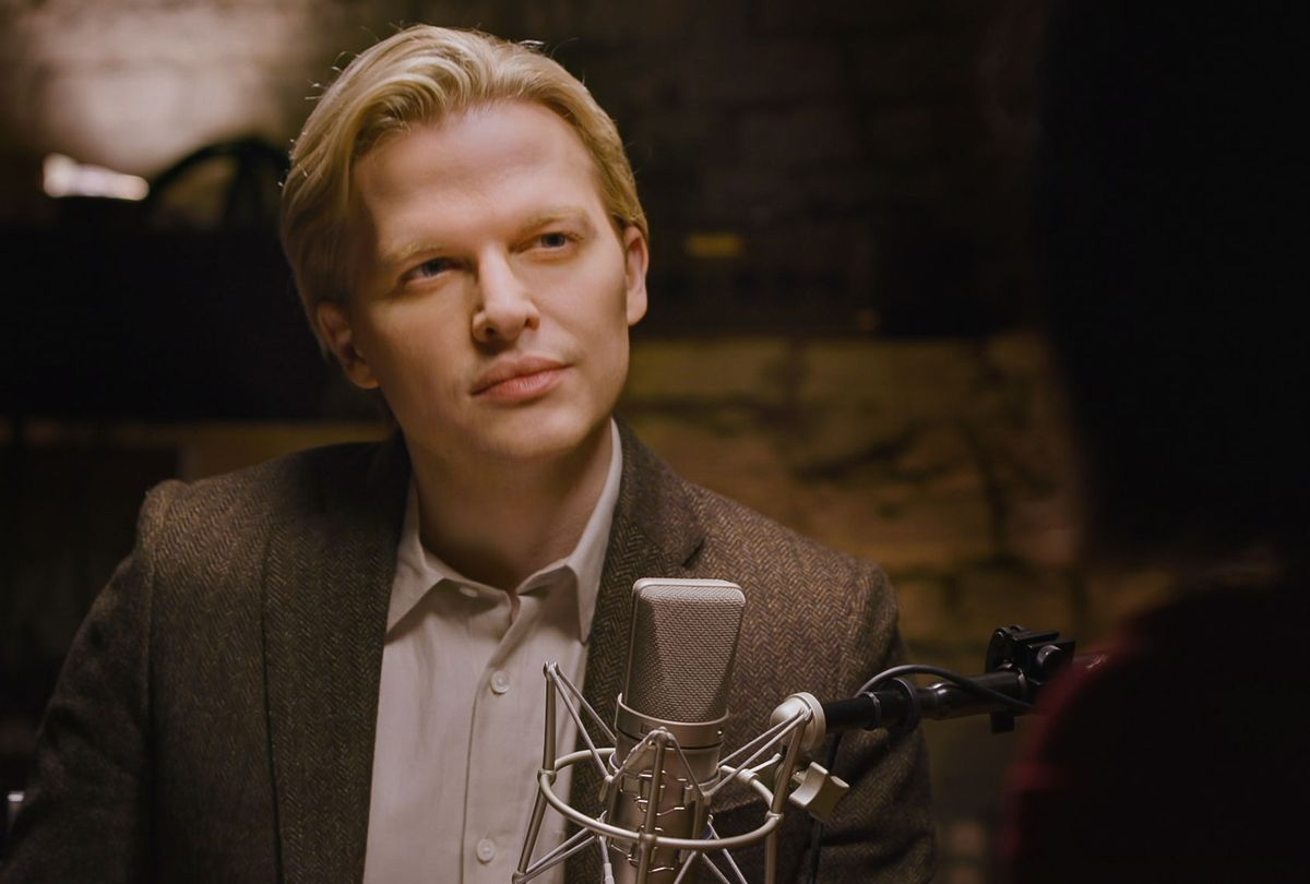 """Ronan Farrow in HBO's """"Catch and Kill: The Podcast Tapes"""" (HBO)"""