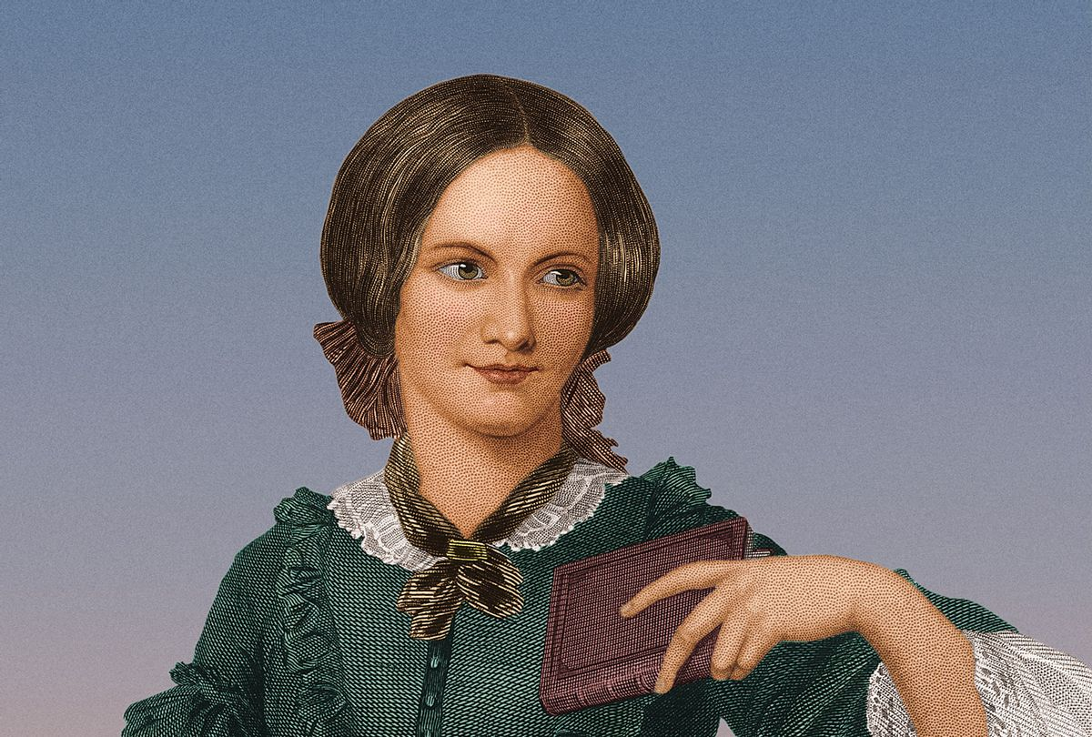 English novelist Charlotte Bronte (1816 - 1855), author of 'Jane Eyre' and sister to Anne and Emily Bronte. (Stock Montage/Stock Montage/Getty Images)