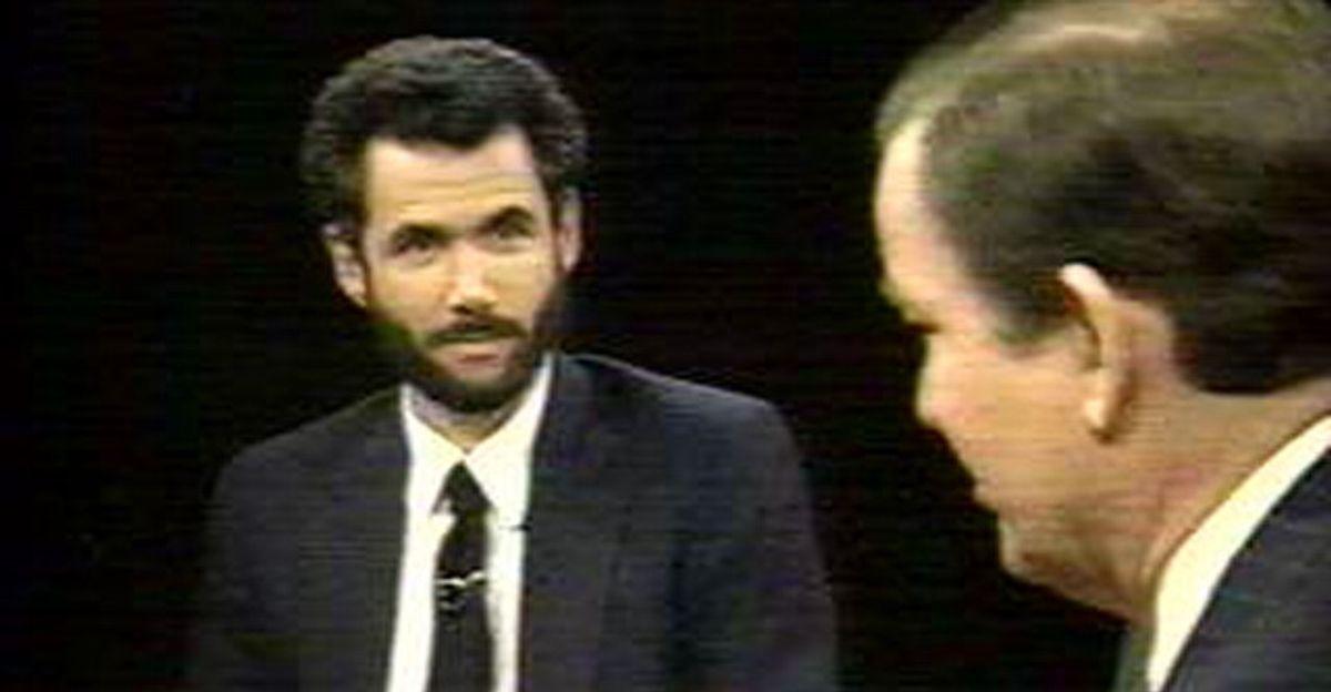Jeff Cohen debates Pat Buchanan on CNN. (FAIR)