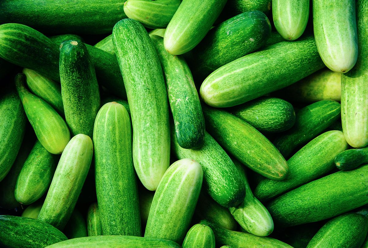 Cucumbers (Getty Images/Suthep Wongkhad)