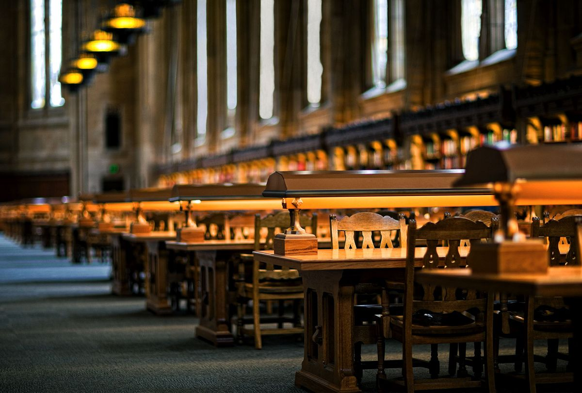 University reading room (Getty Images/Urban Glimpses)