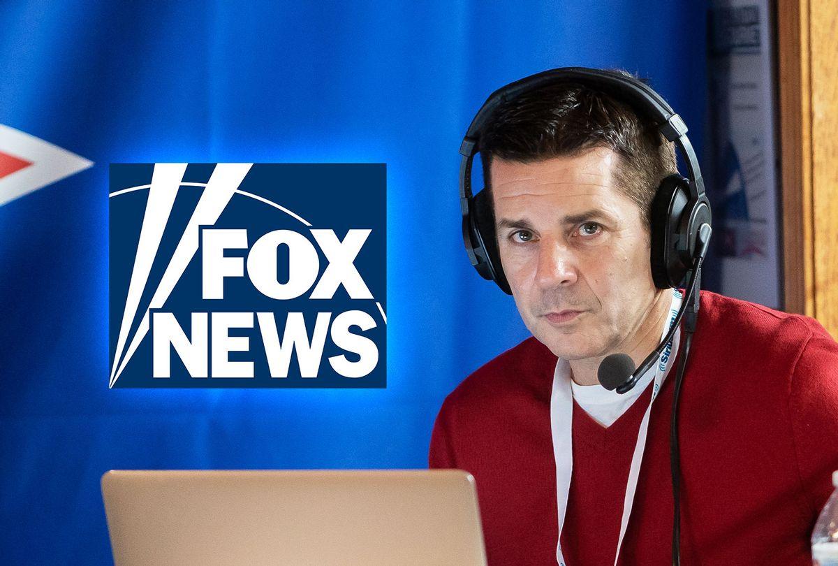 Dean Obeidallah (Photo illustration by Salon/FOX News/Mark Sagliocco/Getty Images)