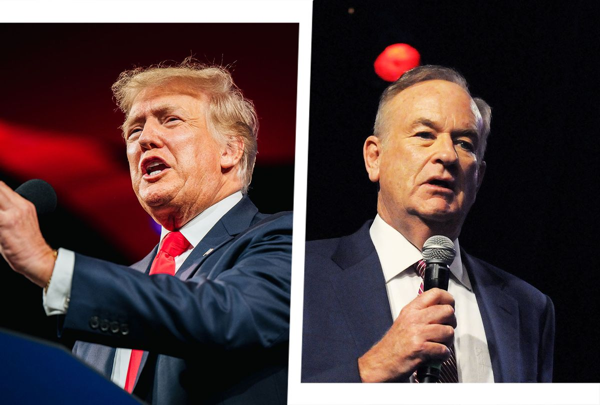 Donald Trump and Bill O'Reilly (Photo illustration by Salon/Getty Images)