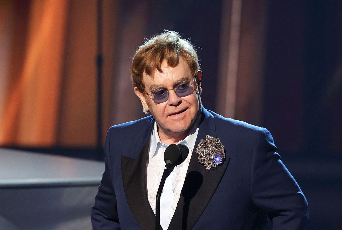 Elton John (Kevin Winter/Getty Images for iHeartMedia)