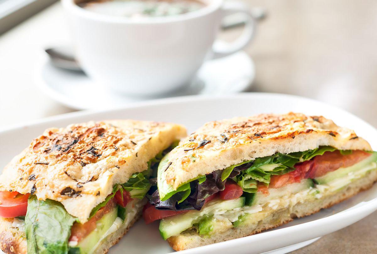 Focaccia Bread Sandwich (Getty Images/Pamela Joe McFarlane)
