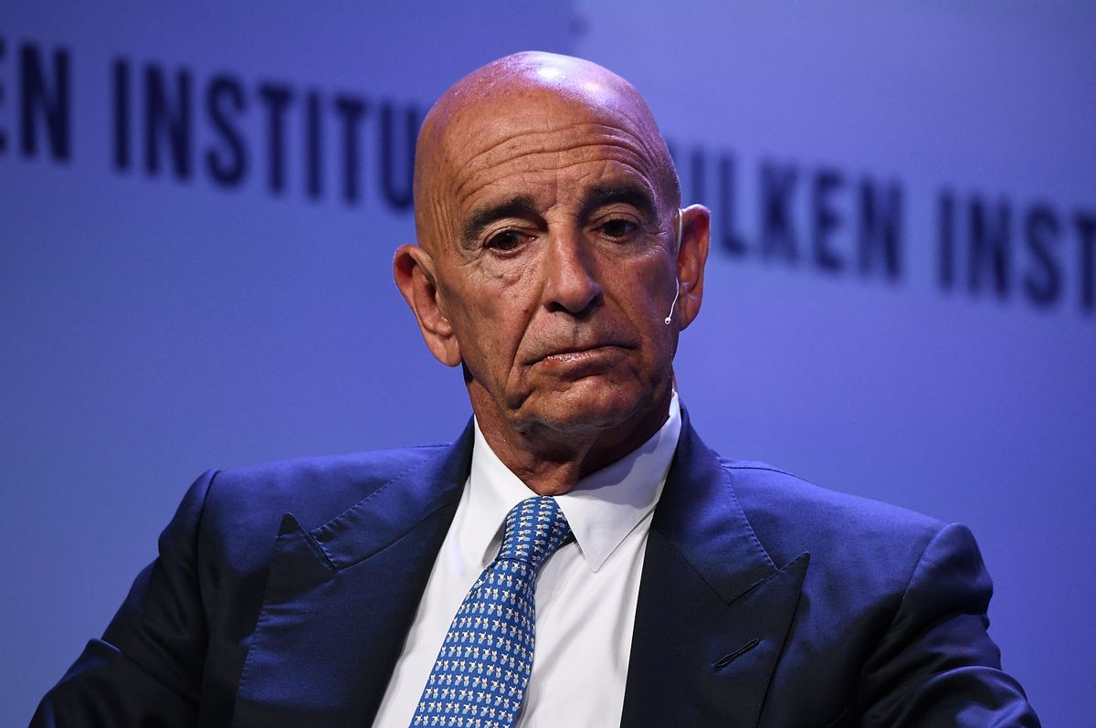 Thomas Barrack, longtime trump ally and CEO of Colony Capital. (Michael Kovac/Getty Images)