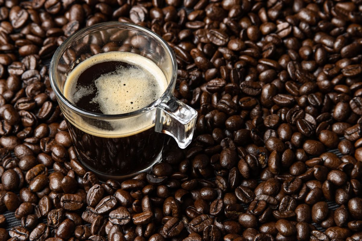 A cup of coffee. (Getty Images)