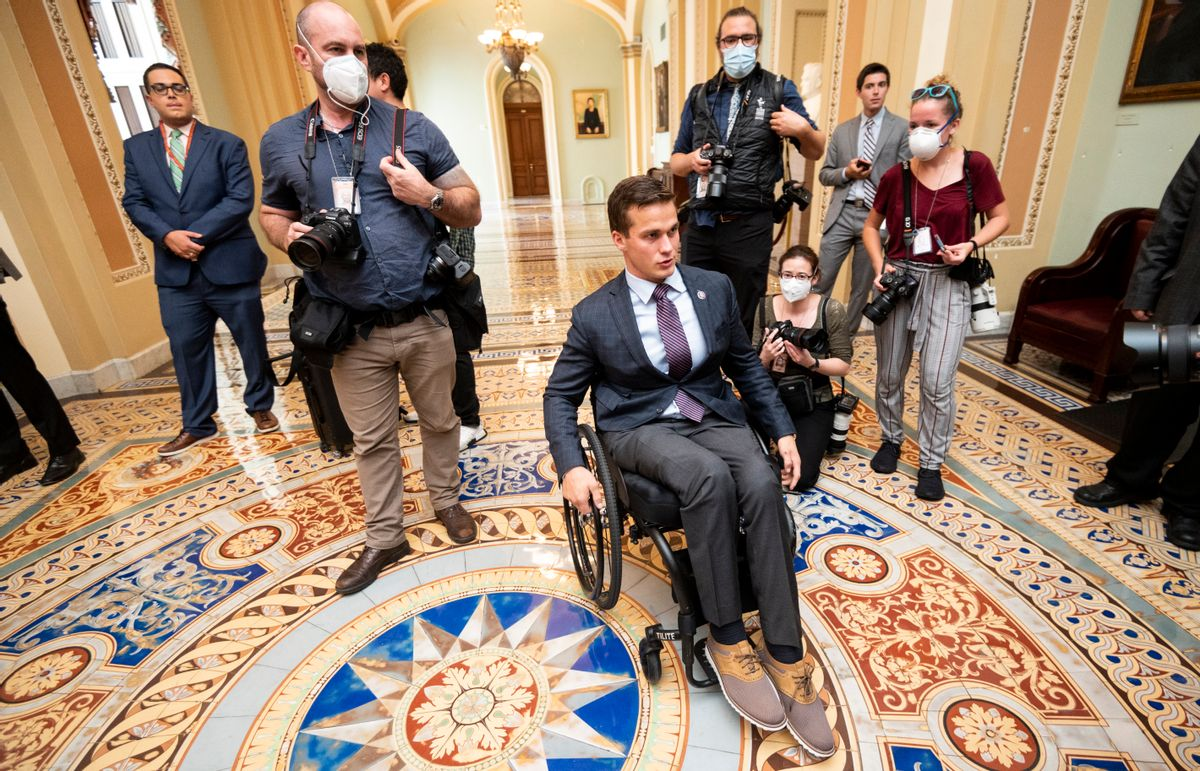 GOP Rep. Madison Cawthorn (Getty Images)