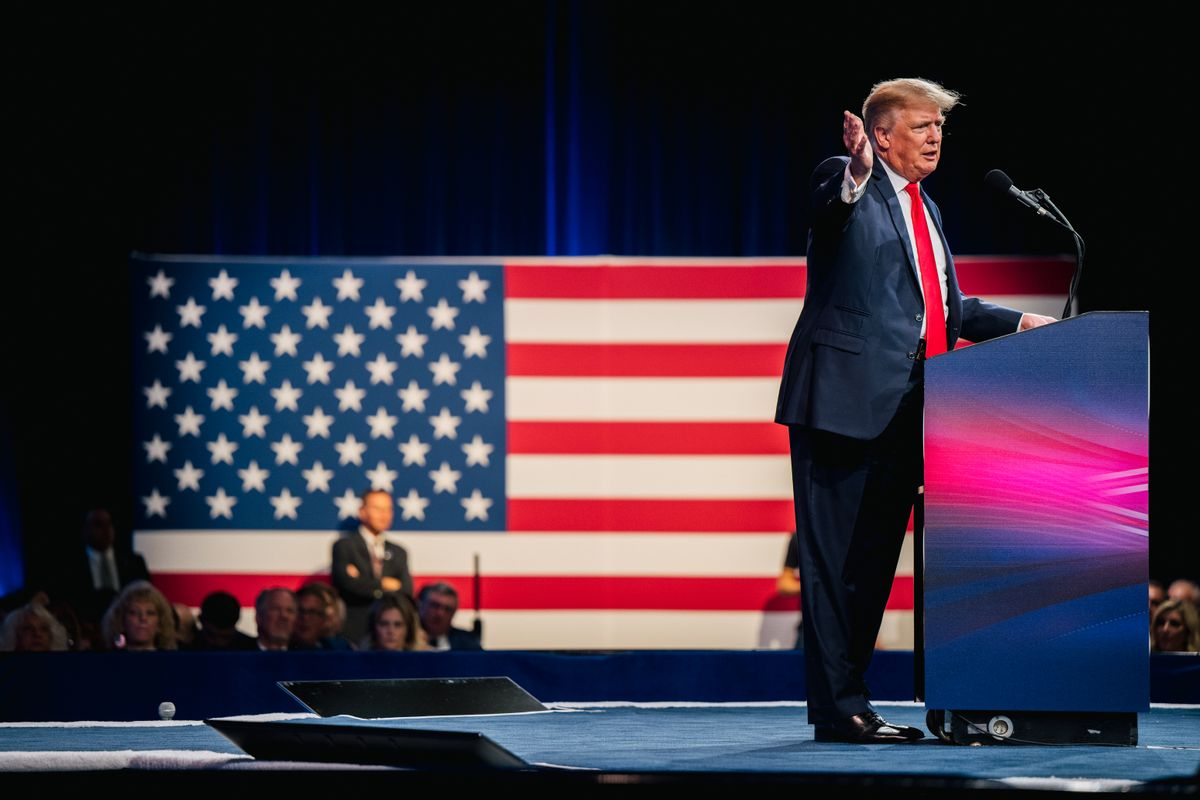 Former President Donald Trump (Getty Images)