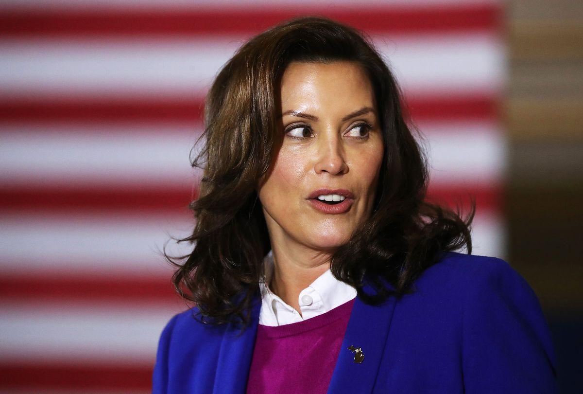 Gov. Gretchen Whitmer (Chip Somodevilla/Getty Images)