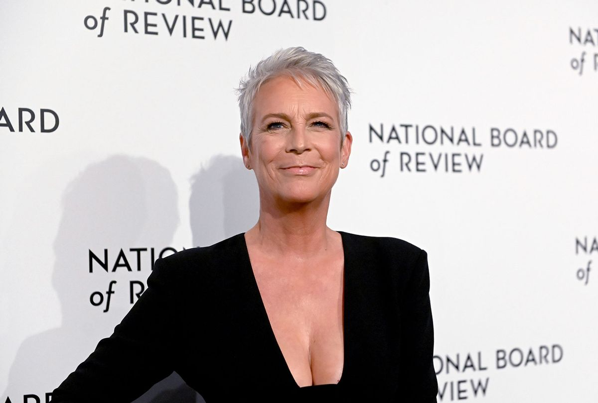 Actress Jamie Lee Curtis (Mike Coppola/FilmMagic/Getty Images)