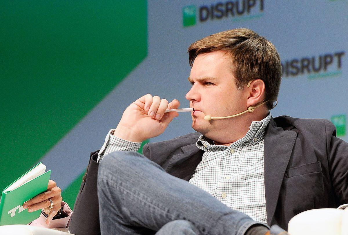 J.D. Vance (Steve Jennings/Getty Images for TechCrunch)