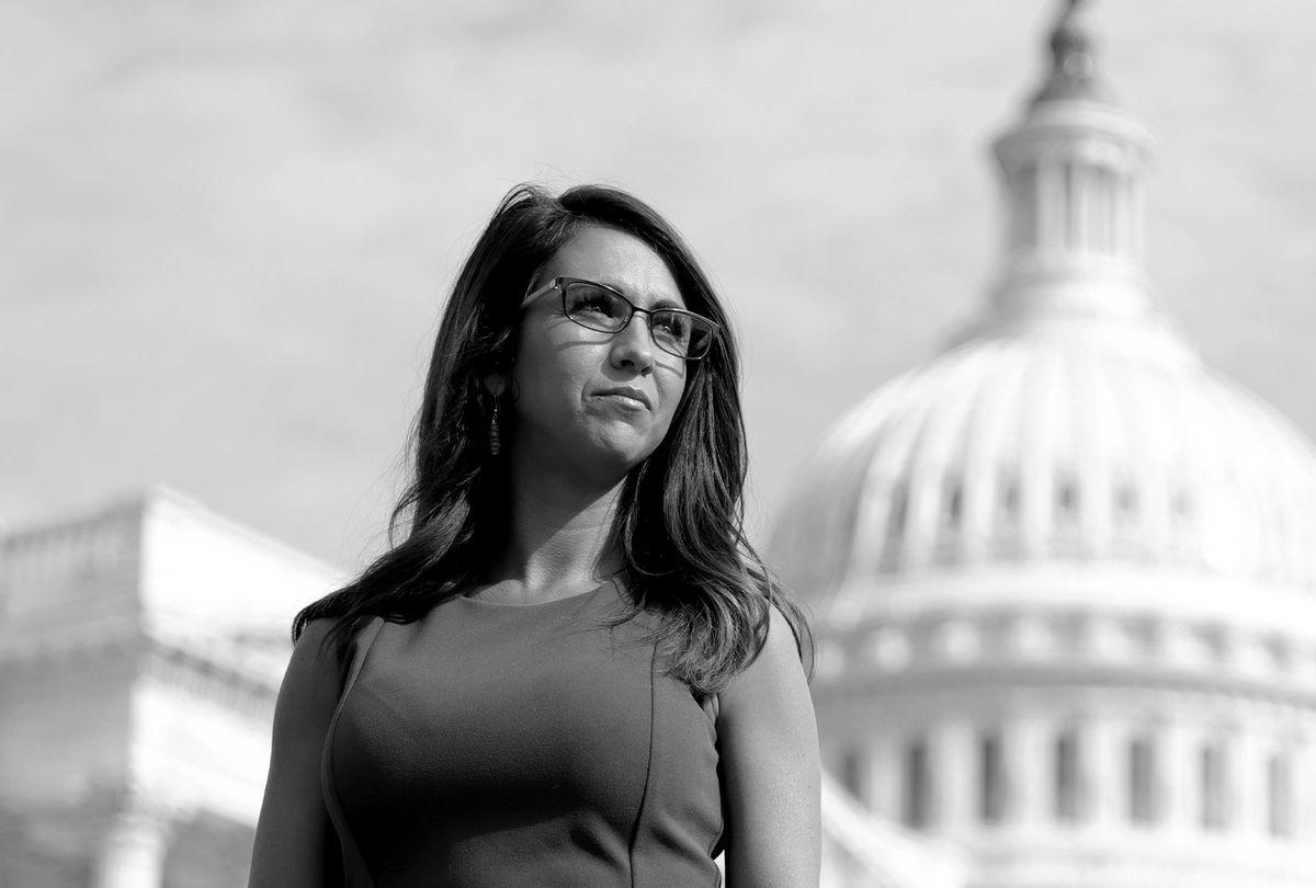 U.S. Rep. Lauren Boebert (R-CO) (Alex Wong/Getty Images)