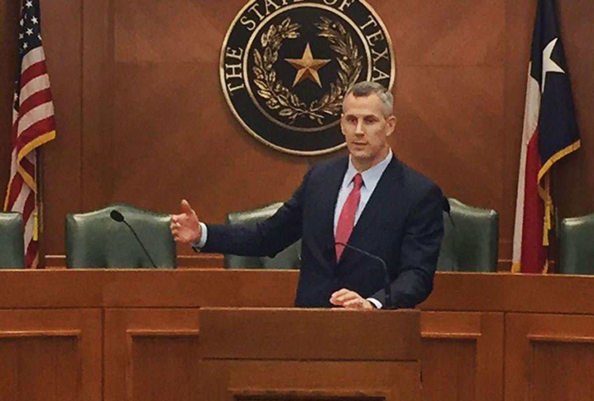 Texas Rep. Matt Shaefer (Mat Shaefer Official Campaign)
