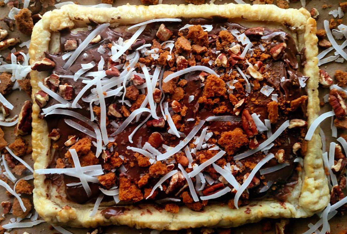Nutella pastry (Ashlie Stevens)