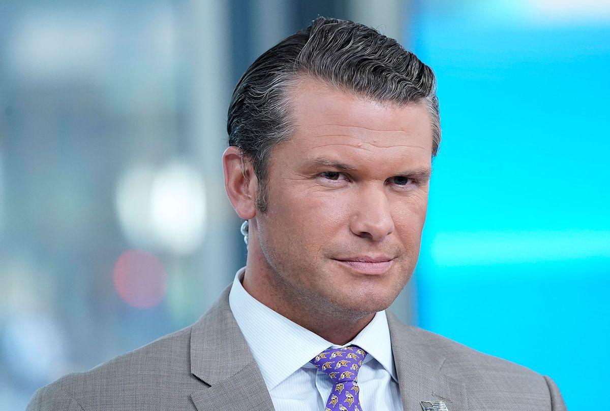 Fox anchor Pete Hegseth (John Lamparski/Getty Images)