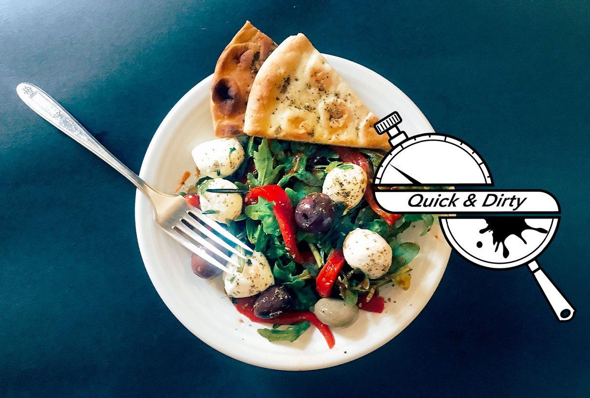 Summer Salad (Mary Elizabeth Williams)