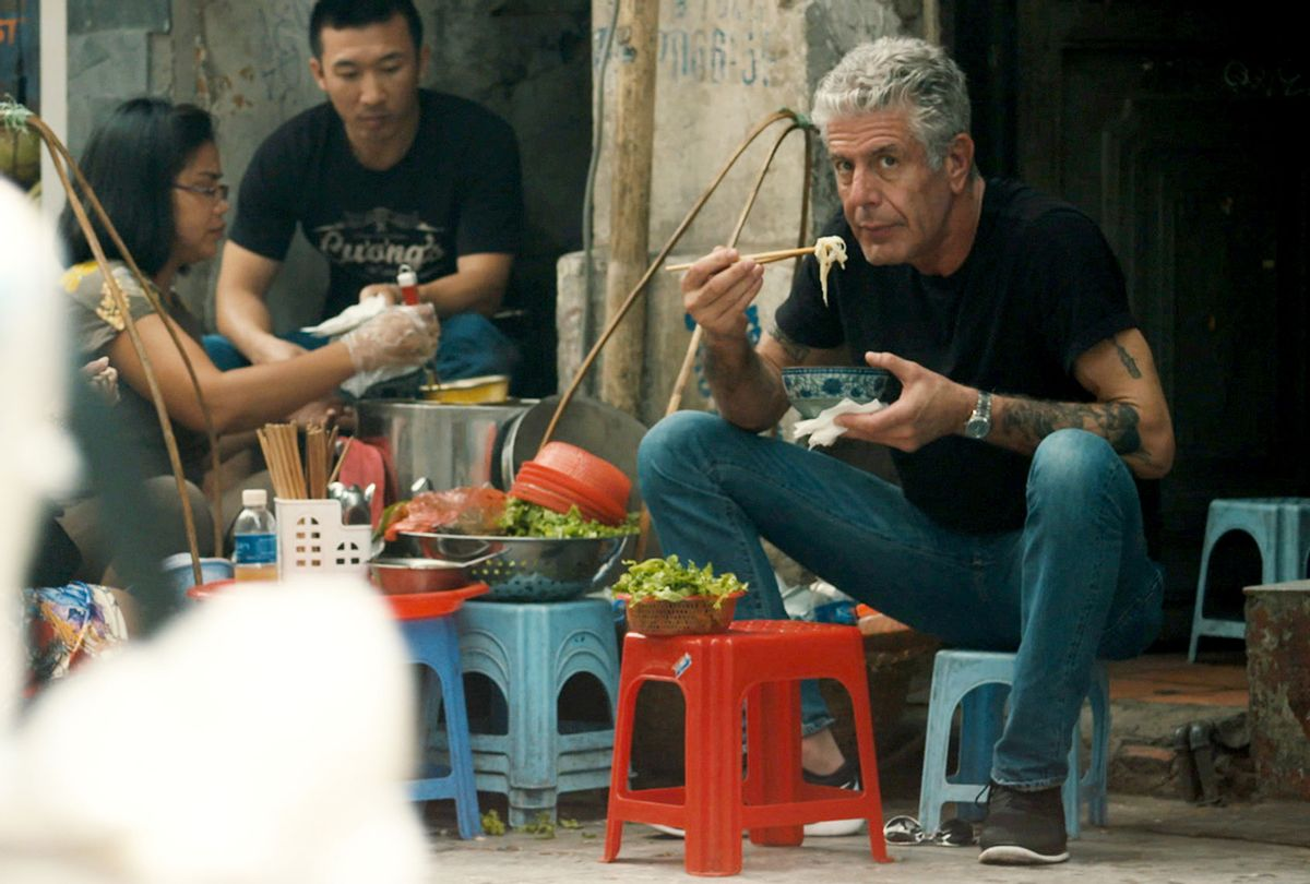 Roadrunner: A Film About Anthony Bourdain (Focus Features)