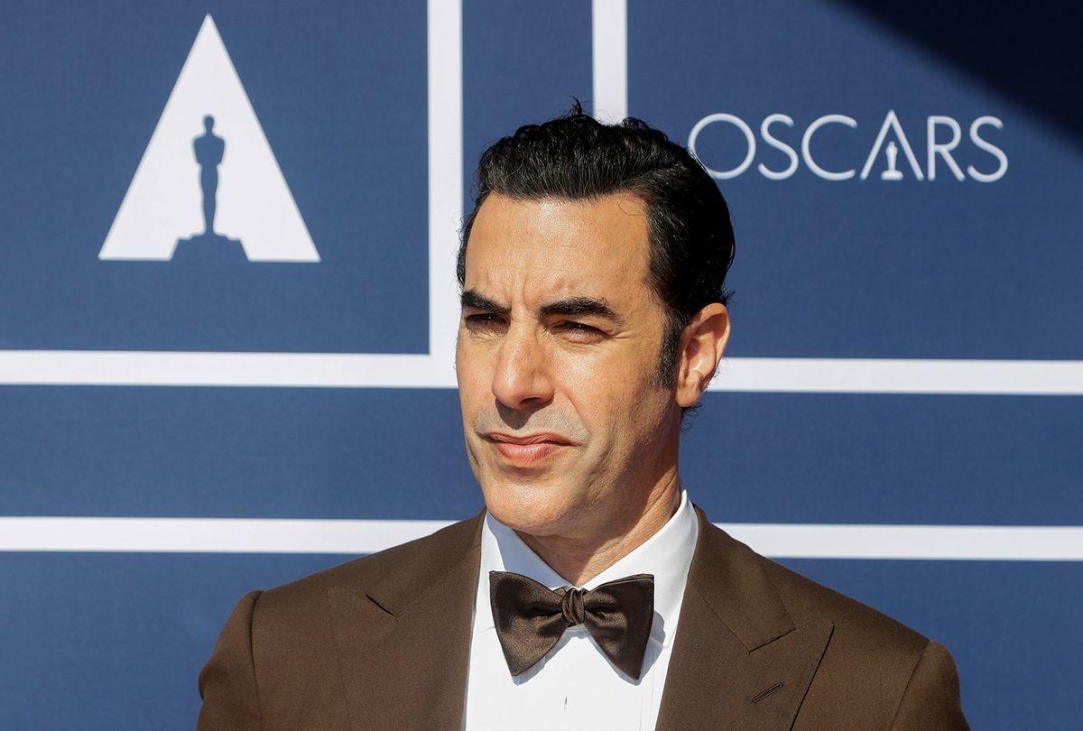 Sacha Baron Cohen (Rick Rycroft-Pool/Getty Images)