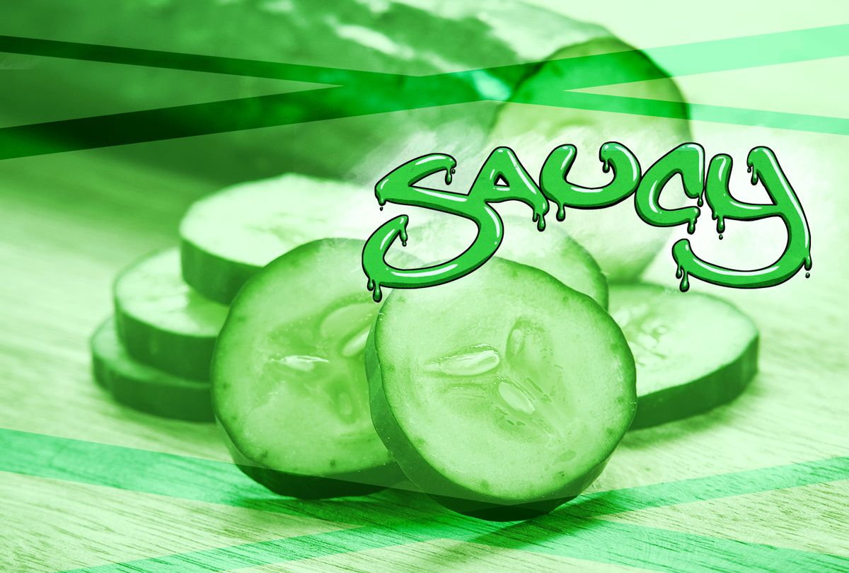 Cucumbers (Photo illustration by Salon/Getty Images)