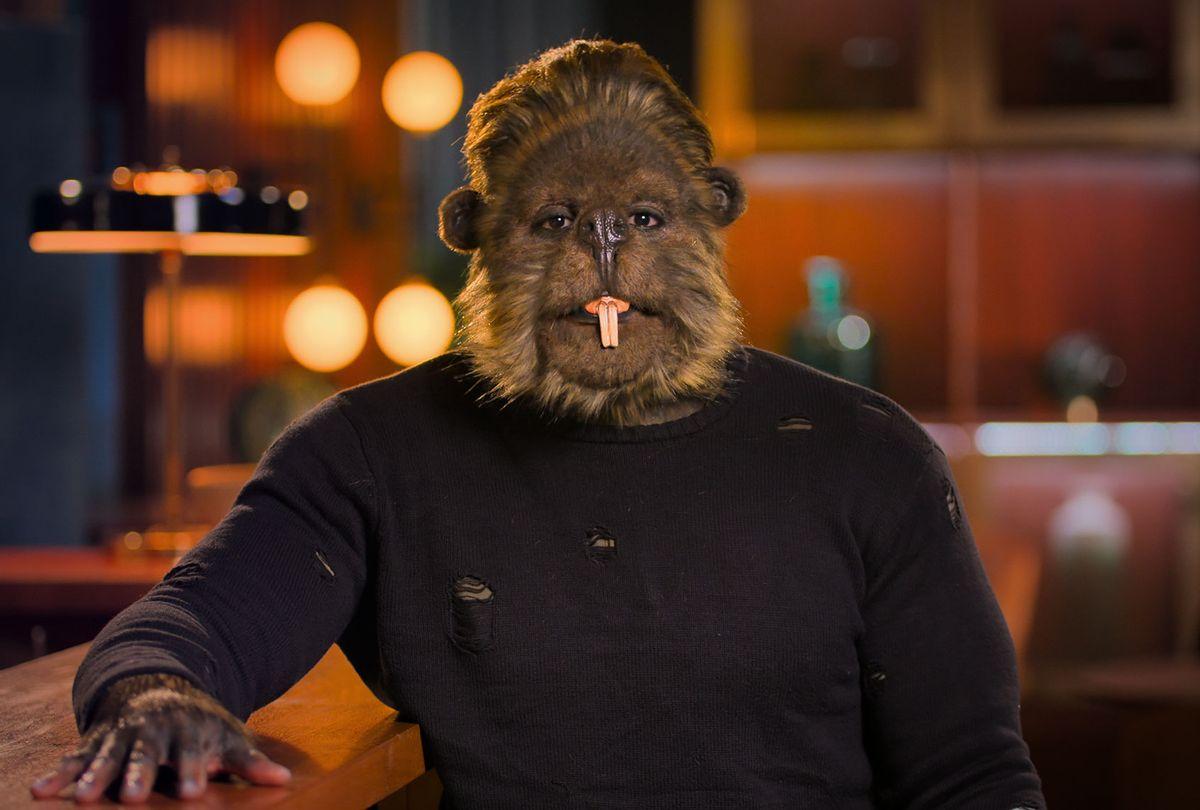 "The Beaver on ""Sexy Beasts"" (Netflix)"