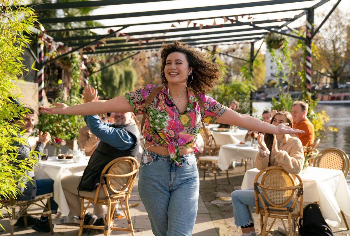 "Rose Matafeo in ""Starstruck""  (HBO Max)"