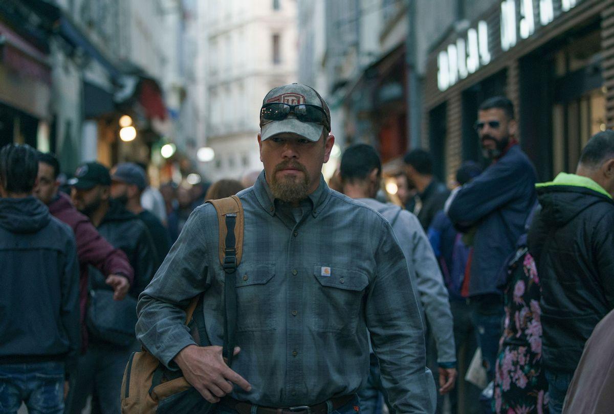 "Matt Damon in ""Stillwater"" (Focus Features)"
