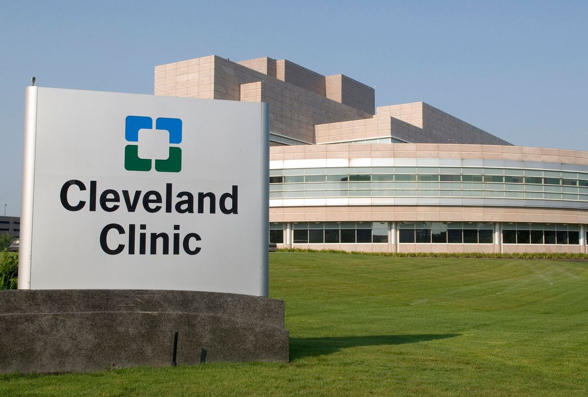 The Cleveland Clinic: Cole Eye Institute (Photo courtesy of the Cleveland Clinic Foundation)
