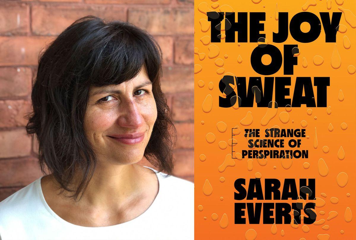 The Joy Of Sweat by Sarah Everts (Photo illustration by Salon/Joerg Emes/W. W. Norton & Company)