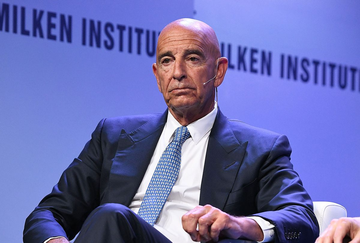 Thomas Barrack, Executive Chairman and CEO, Colony Capital (Michael Kovac/Getty Images)