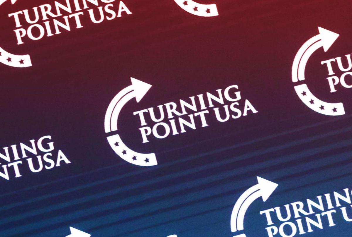 Turning Point USA (Eva Marie Uzcategui Trinkl/Anadolu Agency via Getty Images)