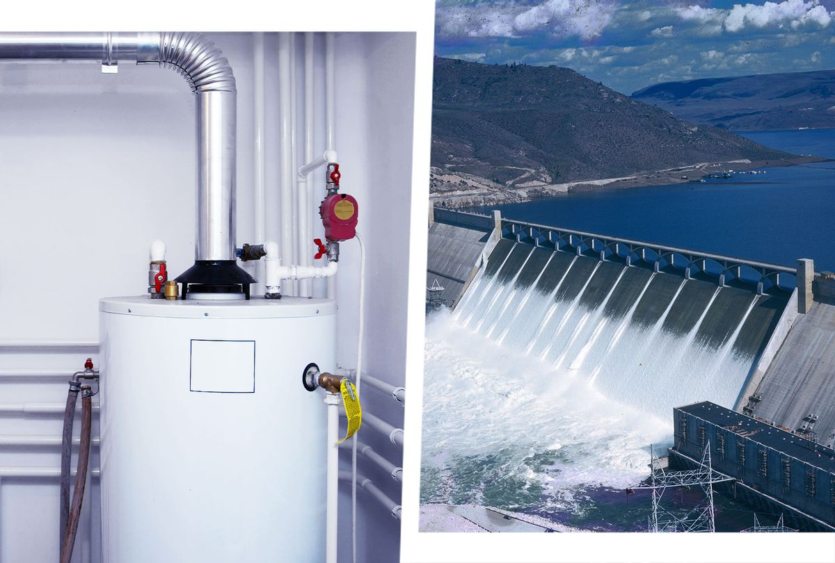 Water Heater | Grand Coulee Dam (Photo illustration by Salon/Getty Images)