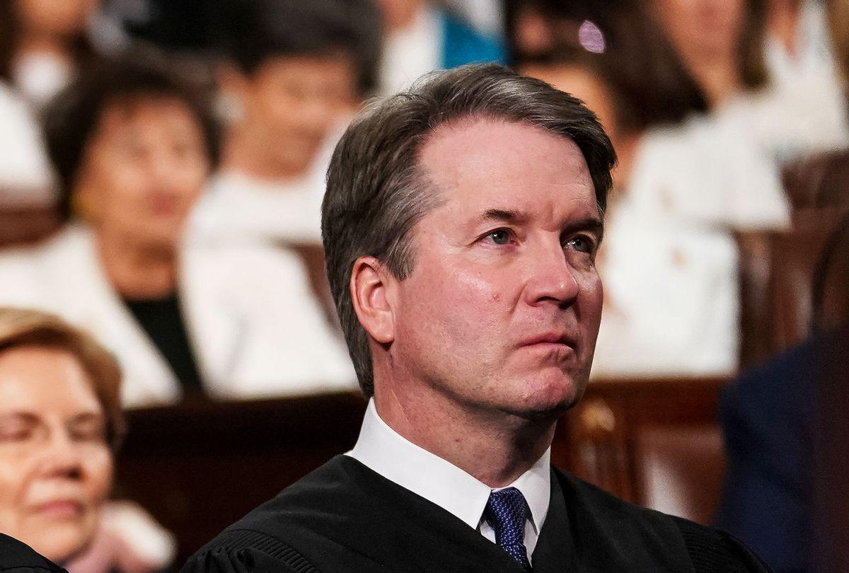 Supreme Court Justice Brett Kavanaugh (Doug Mills-Pool/Getty Images)