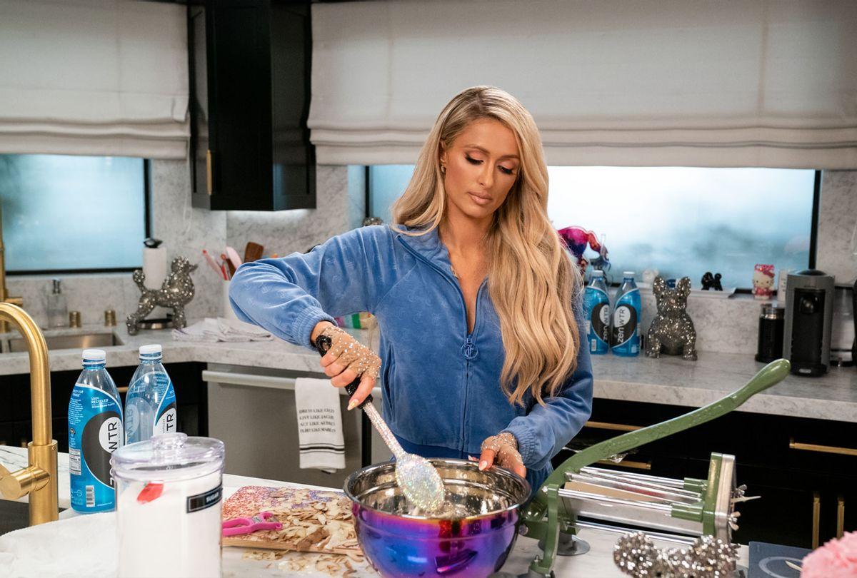 Cooking With Paris (Kit Karzen/Netflix)