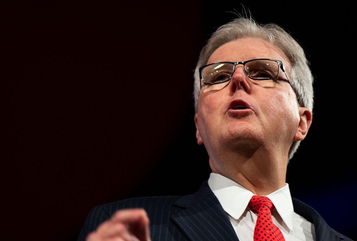 Lieutenant Governor of Texas Dan Patrick (Brandon Bell/Getty Images)
