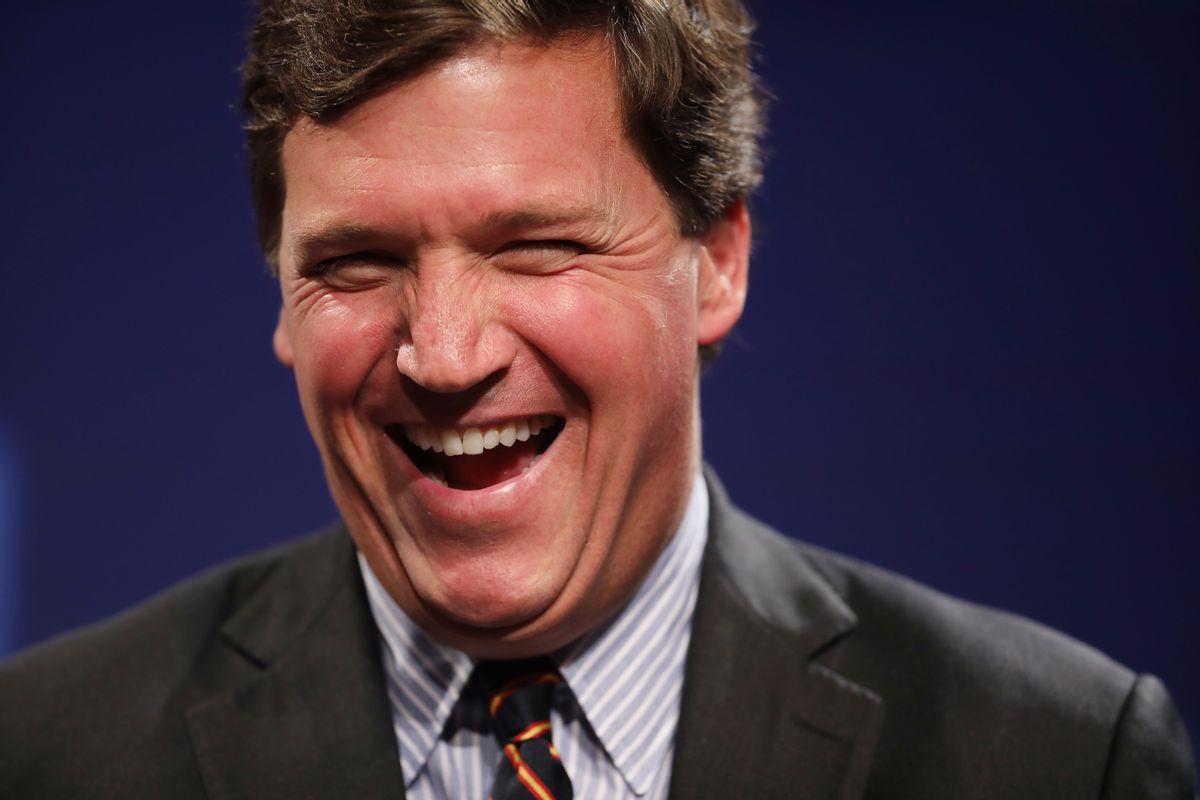 Fox News host Tucker Carlson (Getty Images)