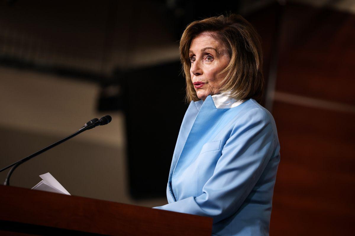 House Speaker Nancy Pelosi (Getty Images)