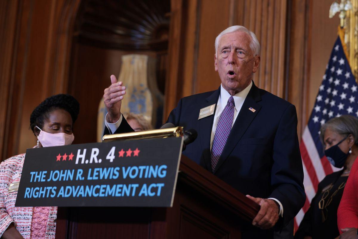 U.S. House Majority Leader Steny Hoyer (Anna Moneymaker/Getty Images)