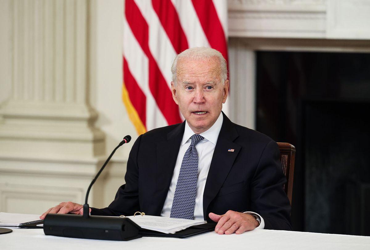 U.S. President Joe Biden  (Anna Moneymaker/Getty Images)