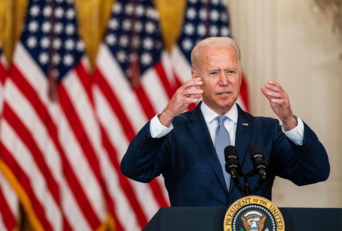 President Joe Biden (Kent Nishimura / Los Angeles Times via Getty Images)