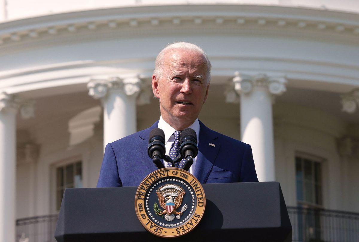 U.S. President Joe Biden (Win McNamee/Getty Images)